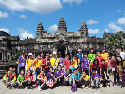 World Heritage and Service Learning (Middle School)
