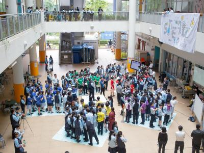 STEAM Week Activities: Inter-chamber Mathematics competition